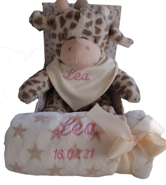 Baby Set 3teilig Giraffe