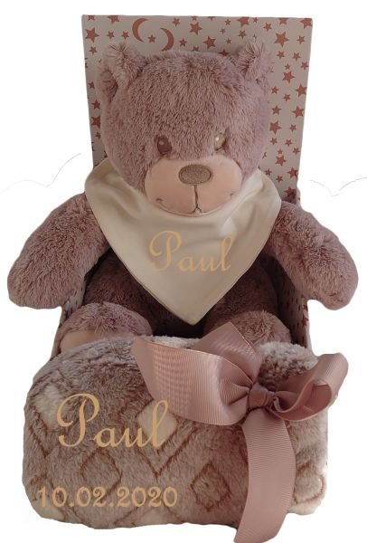 Baby Set 3teilig Bär